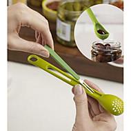 お買い得  キッチン用小物-キッチンツール PP 持ち運びが容易 / ツール ダイニングとキッチン / スプーン 多機能 / フルーツのための 1個