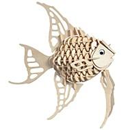 お買い得  おもちゃ & ホビーアクセサリー-ウッドパズル / 論理的思考おもちゃ&パズル 観賞魚用 学校用 / 新デザイン / プロフェッショナルレベル 木製 1 pcs 子供用 / 青少年 フリーサイズ ギフト
