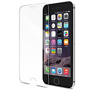 Недорогие Защитные плёнки для экрана iPhone-Защитная плёнка для экрана для Apple iPhone 8 / iPhone 7 Закаленное стекло 1 ед. Защитная пленка для экрана HD / Уровень защиты 9H / Против отпечатков пальцев