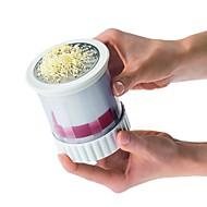 お買い得  キッチン用小物-キッチンツール プラスチック 果物&野菜ツール 多機能 / クリエイティブキッチンガジェット ピーラー&おろし金 チーズのための 1個