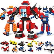 preiswerte Spielzeuge & Spiele-Bausteine 1173 pcs Fahrzeuge / Roboter Transformierbar / Stress und Angst Relief / Lindert ADD, ADHD, Angst, Autismus Geschenk