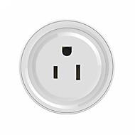 Недорогие Smart Plug-Мощный wi-fi-штекер smarto для интеллектуального домашнего пульта дистанционного управления вашими устройствами из любого места, где ни один концентратор не требует работы с alexa и помощником Google