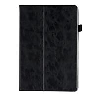 preiswerte Handyhüllen-Hülle Für Huawei MediaPad M5 10 Kreditkartenfächer / mit Halterung / Origami Ganzkörper-Gehäuse Solide Hart PU-Leder für MediaPad M5 10