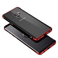 Недорогие Чехлы и кейсы для Galaxy S9 Plus-Кейс для Назначение SSamsung Galaxy S9 Plus / S9 Покрытие Кейс на заднюю панель Однотонный Мягкий ТПУ для S9 / S9 Plus / S8 Plus