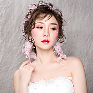 お買い得  -女性用 フロントクロス シンプル / 韓国語 フラワー ヘッドチェーン