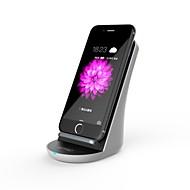 abordables Accesorios Para iPod-soporte inalámbrico universal del cargador de la carga rápida de nueve cinco nf10 con el altavoz bt para el iphone x Samsung s7 s9