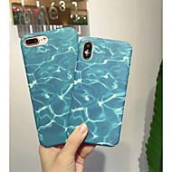 cheap -Case For Apple iPhone X / iPhone 6 Pattern Back Cover Tile Hard PC for iPhone X / iPhone 8 Plus / iPhone 8
