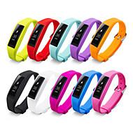 Недорогие Аксессуары для смарт-часов-Ремешок для часов для Fitbit Alta / Vivofit 3 Fitbit Спортивный ремешок силиконовый Повязка на запястье