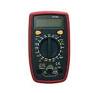 お買い得  -dt33c lcdハンドヘルドデジタルマルチメーター、家庭用と車用