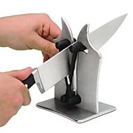 abordables Herramientas de Cocina-Herramientas de cocina Inoxidable Cocina creativa Gadget Afilador de Cuchillos De Uso Diario 1pc