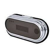お買い得  -hqcam 1080p h.264 wifiテーブルクロックミニカメラip p2p dvrビデオカメラアラーム設定モーションセンサーリモートモニターマイクロカム2 mp屋内