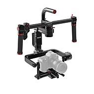 お買い得  -カーボンファイバー / アルミニウム - マグネシウム合金 35 mm 2 セクション カメラ ジンバル