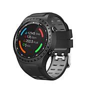 お買い得  -スマート·ウォッチ M1 のために Android iOS ブルートゥース GPS スポーツ 防水 心拍計 タッチスクリーン タイマー ストップウォッチ 歩数計 着信通知