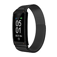 cheap -BoZhuo Y2 Smart Bracelet Smartwatch Android iOS Bluetooth Waterproof Heart Rate Monitor Blood Pressure Measurement Calories Burned Pedometer Call Reminder Sleep Tracker Sedentary Reminder Find My