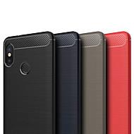 お買い得  -ケース 用途 Xiaomi Redmi Note 5 Pro つや消し バックカバー ソリッド ソフト TPU のために Xiaomi Redmi Note 5 Pro / Xiaomi Redmi注5