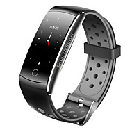 cheap -Indear Q8S Smart Bracelet Smartwatch Android iOS Bluetooth Waterproof Heart Rate Monitor Blood Pressure Measurement Touch Screen Timer Pedometer Call Reminder Activity Tracker Sleep Tracker
