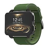 Недорогие Смарт-электроника-KING WEAR DM99 Смарт Часы Android 3G Bluetooth Спорт Водонепроницаемый Пульсомер Сенсорный экран Израсходовано калорий / WCDMA (850/2100MHz) / Хендс-фри звонки / Игры / Таймер / Педометр