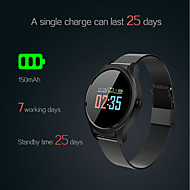 abordables Compra en Grupo-pulsera inteligente smartwatch b35 para android ios bluetooth deportes monitor de frecuencia cardíaca impermeable medición de presión sanguínea con juegos divertidos pantalla táctil podómetro recordat
