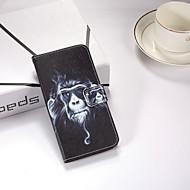 Недорогие Чехлы и кейсы для Galaxy S9-Кейс для Назначение SSamsung Galaxy S9 Plus / S9 Кошелек / со стендом / Флип Чехол Животное Твердый Кожа PU для S9 / S9 Plus / S8 Plus