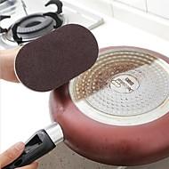 abordables Escobillas y cepillos de mano-Cocina Limpiando suministros PÁGINAS Cepillo y Trapo de Limpieza Universal 1pc