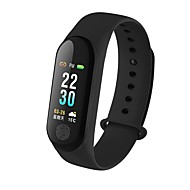 cheap -JSBP YY-M3PLus Smart Bracelet Smartwatch Android iOS Bluetooth Waterproof Heart Rate Monitor Blood Pressure Measurement Touch Screen Calories Burned Pedometer Call Reminder Activity Tracker Sleep