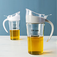 abordables Especieras-Organización de cocina Jarra de aceite Acrílico Almacenamiento / Cocina creativa Gadget / Fácil de Usar 1pc