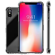 preiswerte Angebote des Tages-Hülle Für Apple iPhone XR / iPhone XS Max Stoßresistent / Transparent Rückseite Solide Weich TPU für iPhone XS / iPhone XR / iPhone XS Max