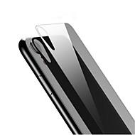 Недорогие Защитные плёнки для экрана iPhone-Защитная плёнка для экрана для Apple iPhone XR Закаленное стекло 1 ед. Защитная пленка для задней панели HD / Уровень защиты 9H / 2.5D закругленные углы