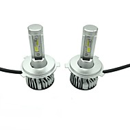 cheap -1 Set 45W 4500LM H4 LED Headlight Kit