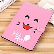 Etui Til Apple iPad mini 4 / iPad Mini 3/2/1 Kortholder / Med stativ / Flip Fuldt etui Tegneserie Hårdt PU Læder for iPad Mini 3/2/1 / iPad Mini 4