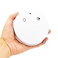 hqcam® trådløs kamera røykvarsler videokamera sikkerhet dvr videoopptaker p2p for iphone ipad android