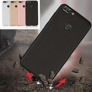 preiswerte Handyhüllen-Hülle Für Huawei P smart Ultra dünn Rückseite Linien / Wellen Weich TPU für P smart / Honor 7C(Enjoy 8) / Y9 (2018)(Enjoy 8 Plus)
