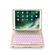 abordables Accesorios de iPad-Bluetooth oficina teclado Slim por iOS Bluetooth 3.0