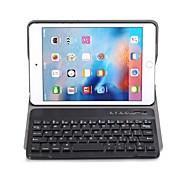 abordables Teclados para iPad-Bluetooth oficina teclado Slim por IPad mini 4 Bluetooth 3.0