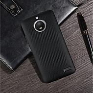 preiswerte Handyhüllen-Hülle Für Motorola MOTO G6 / G5 Plus Ultra dünn / Mattiert Rückseite Solide Weich Kohlefaser für Moto Z2 play / MOTO G6 / Moto G5s Plus