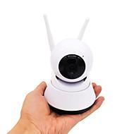 お買い得  -hqcam®hd 1080p屋内無線LANドームipカメラv380ワイヤレスベビーモニターh.265 irパンチルトcctvカメラオーディオメモリスロット