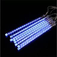 abordables Barras Rígidas de Luces LED-3M Tiras LED Rígidas 240 LED 2835 SMD 1 cable de CA Blanco Cálido / RGB / Blanco Fiesta / Decorativa 100-240 V 1 juego