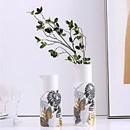 abordables Artículos para el Hogar-Flores Artificiales 0 Rama Clásico / Sencilla Elegante / Modern Florero Flor de Mesa