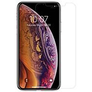 Недорогие Защитные плёнки для экрана iPhone-протектор экрана nillkin для яблока iphone xr домашнее животное 1 шт передний& объектив протектора высокой четкости (hd) / ультратонкий / царапины