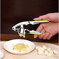 abordables Herramientas de Cocina-Herramientas de cocina Metalic prensa Herramientas para el Ajo Ajo 1pc