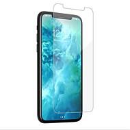 Недорогие Защитные плёнки для экрана iPhone-Защитная плёнка для экрана для Apple iPhone XS Max Закаленное стекло 1 ед. Защитная пленка для экрана HD / Уровень защиты 9H / Взрывозащищенный