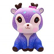 cheap Toy & Game-Squeeze Toy / Sensory Toy Stress Reliever Deer Animals Stress and Anxiety Relief Office Desk Toys PORON 1 pcs Kids Toy Gift