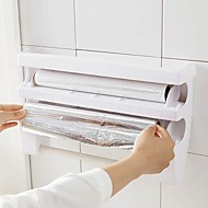 abordables Organización de encimera y pared-Organización de cocina Repisas y Soportes Plástico Creativo 1pc