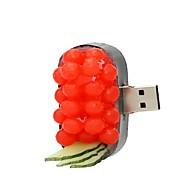 billige -Ants 4GB USB-stik usb disk USB 2.0 silica Gel Sødt / Lågløs