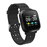 cheap -Kimlink Y8-M Smartwatch Android iOS Bluetooth Heart Rate Monitor Blood Pressure Measurement Calories Burned Distance Tracking Stopwatch Pedometer Call Reminder Activity Tracker Sleep Tracker
