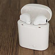 billige -i7s 4.1 Bluetooth Headsets Ørhængende stil / Bil håndfri Bluetooth / Opladerkit Motercykel / Bil
