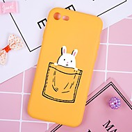 abordables Coques pour iPhone 8-Coque Pour Apple iPhone XR / iPhone XS Max Motif Coque Bande dessinée Flexible TPU pour iPhone XS / iPhone XR / iPhone XS Max
