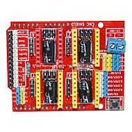 cheap -New CNC Shield V3 Arduino Engraving Machine Expansion Board / 3D Printer A4988 Driver Board