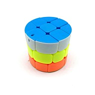 abordables Juguetes Educativos-Cubo magico Cubo IQ 3*3*3 Cubo velocidad suave Cubos mágicos rompecabezas del cubo Alivio del estrés y la ansiedad Alivia ADD, ADHD, Ansiedad, Autismo Rotación de 360 ° Niños Adulto Juguet Todo