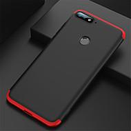Etui Til Huawei Honor 7A Ultratyndt Fuldt etui Ensfarvet Hårdt PC for Honor 7A